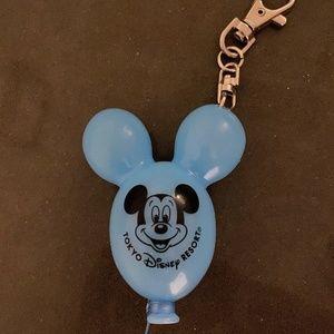 Mickey Balloon Keychain